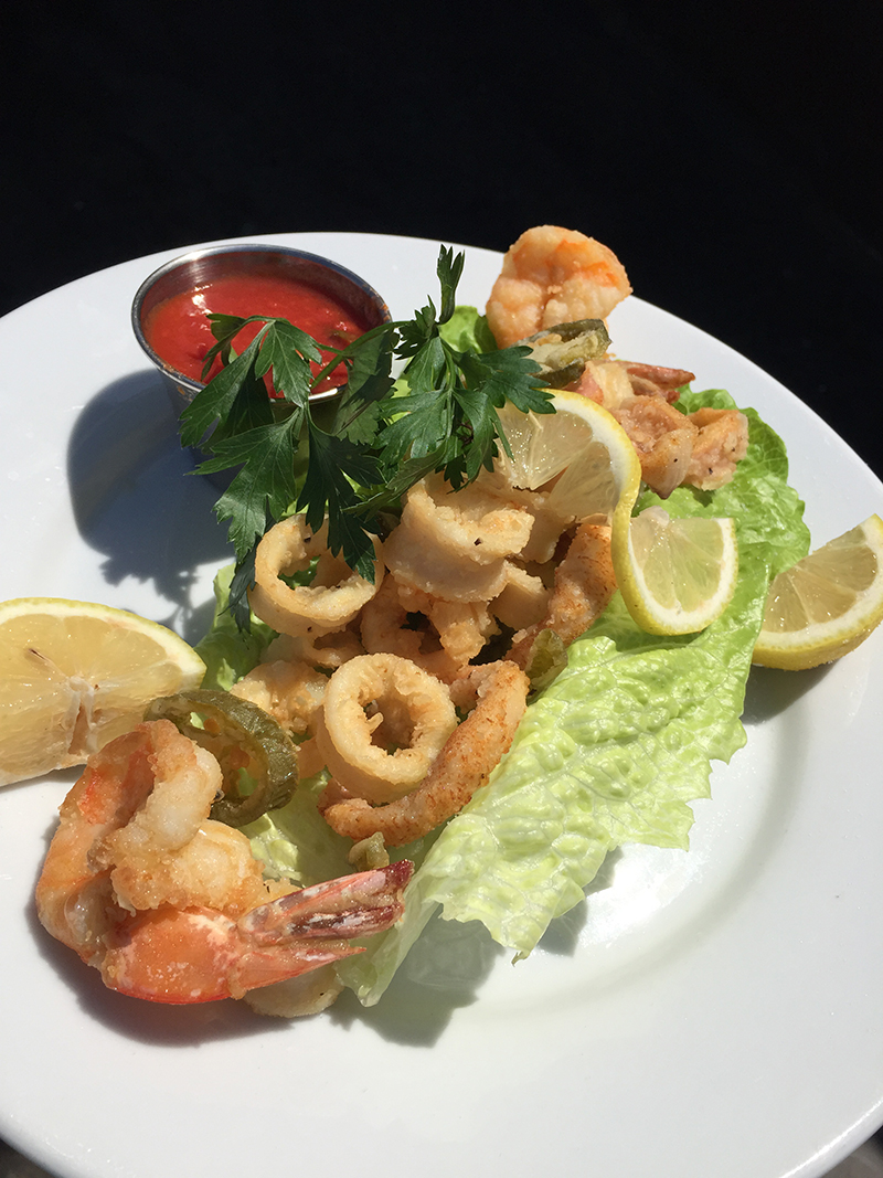 Calamari Fritti- Savor our latest menu addition